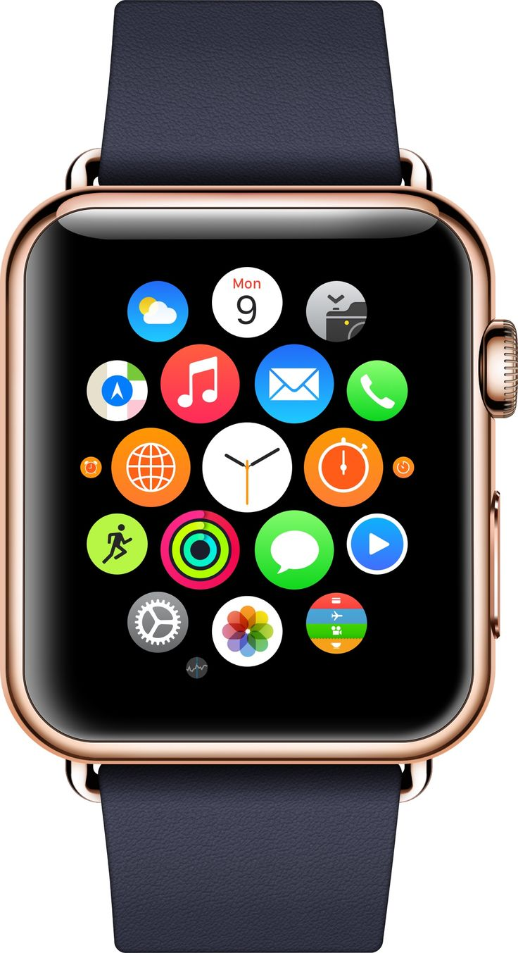 Apple Watch GUI for Sketch - Design+Code