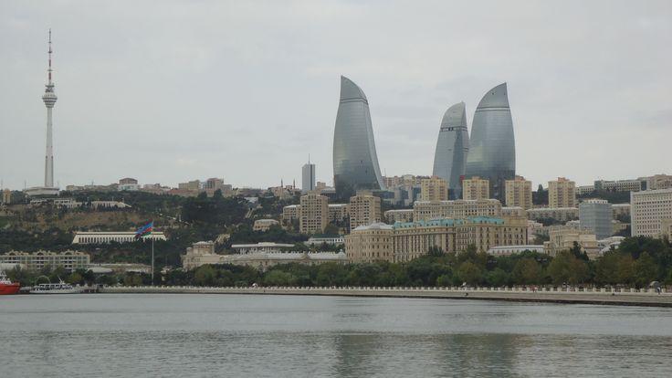 In #Baku, the capital of #Azerbaijan.