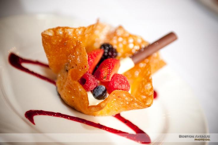 Mmmm, fresh berries!