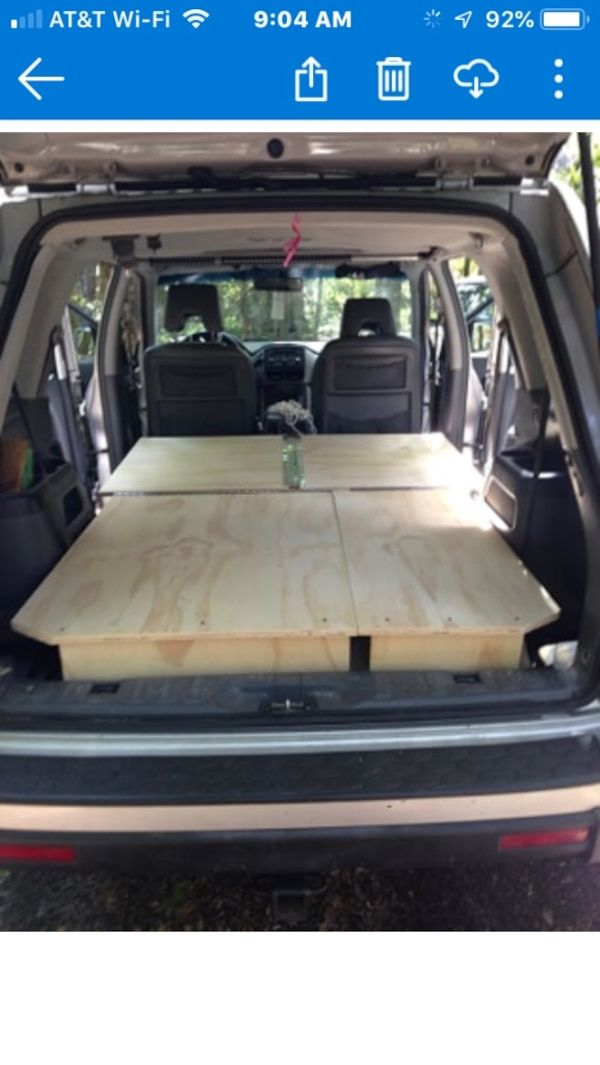 Used Honda Pilot Sleeping Platform For Sale In Gainesville Letgo Buy Used Cars Used Cars Online Car Buying Tips