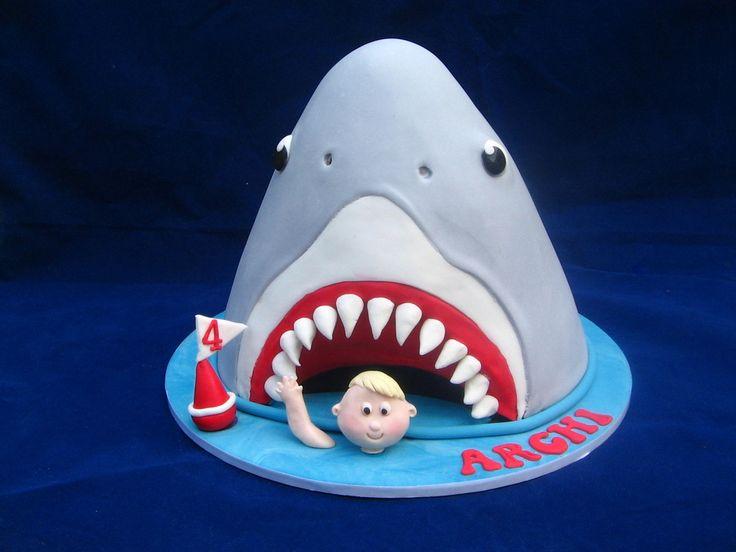 Shark — Children's Birthday Cakes