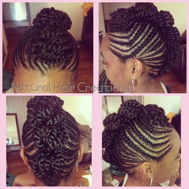 braid styles with natural hair cornrows mohawk updo naturalhair naturalhairstylist 7906 | a9221a84aedf2ef0f5a83b84930b4f49 cornrow mohawk cornrows