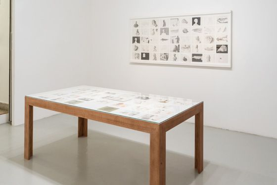 José Antonio Suárez Londoño, A New Larousse, Exhibition view, Galleria Continua San Gimignano, 2016. Photo by Ela Bialkowska