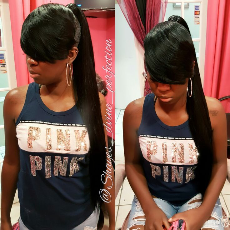 Extended Ponytail   Bangs  IG: Shayes_dvine_perfection FB: Shaye Watson-Watson   Shaye's D'vine Perfection  Text (817)714-8362 to book include; Name,  service, and desired time.  View prices:  www.Styleseat.com/shalandawilliams2