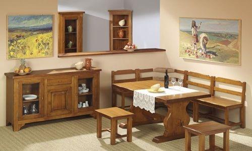 Como decorar un comedor al estilo r stico para m s - Decorar comedor rustico ...