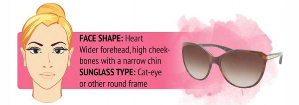 Sunglasses-for-heart-shaped-faces