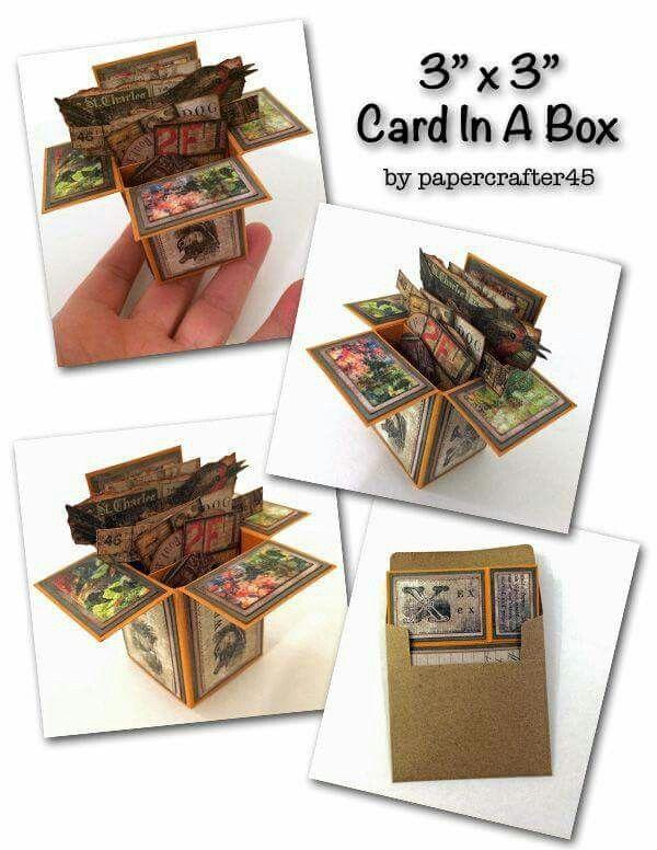 Card explosion