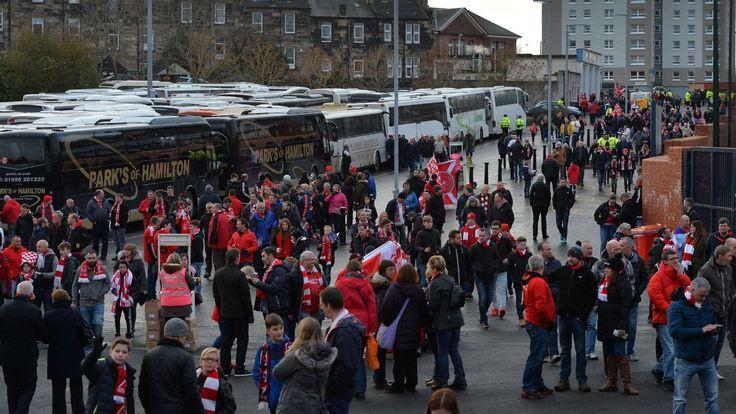 Aberdeen fans attacked in Bosnia ahead of Europa League qualifier