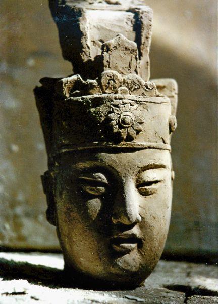 Buddhist Servant