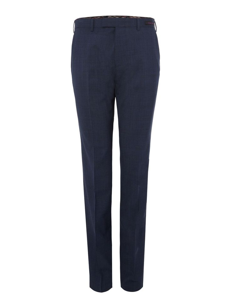 Buy: Men's Ted Baker Ted Baker Checked Slim Fit Trousers, Blue for just: £139.00 House of Fraser Currently Offers: Men's Ted Baker Ted Baker Checked Slim Fit Trousers, Blue from Store Category: Men > Suits & Tailoring > Suit Trousers for just: GBP139.00