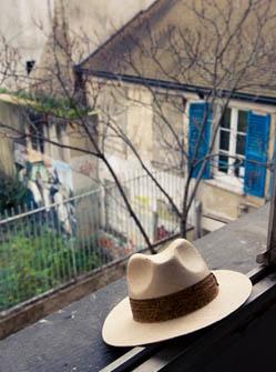 This was my grandfather's Borsalino hat  Hat, Vintage Borsalino