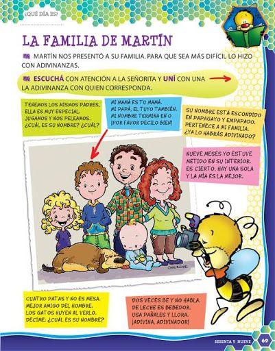 La Familia - Fichas de Actividades - Sonia.2 - Picasa Web Albums