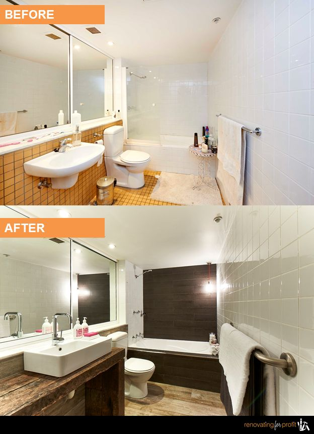 #funky #design #apartment #renovation See more exciting projects at: www.renovatingforprofit.com.au
