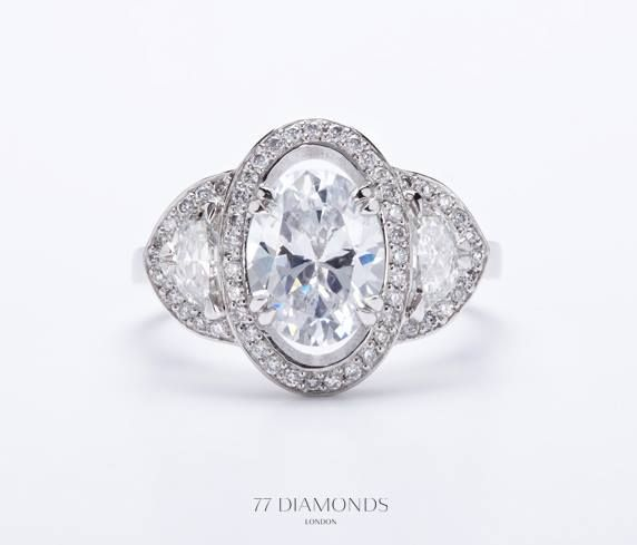 Top Celebrity Engagement Ring Trends
