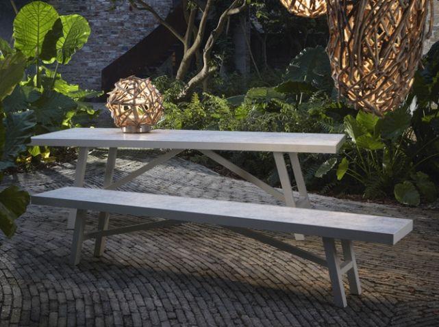 229 best Terrasse Terrace images on Pinterest The great outdoors - banc de jardin en pierre