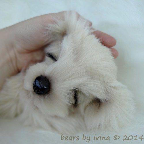 medvídek Milky Bejby v postýlce (22 cm, mrkací)