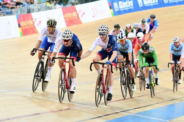 Madison confirmed to feature at the 2020 Tokyo Olympics - Cycling Weekly