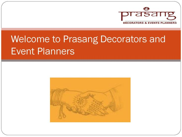 Making your Occasions Memorable with Prasang Decorators, provide Best Wedding Decorator service to customers at affordable range.