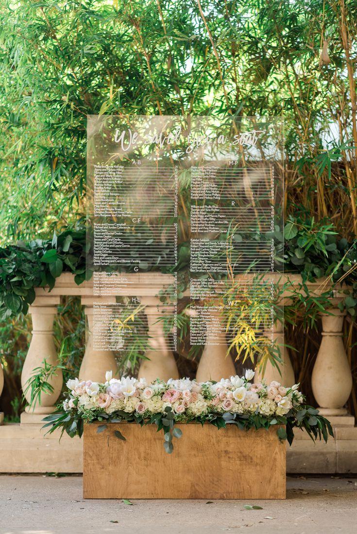 172 best Wedding Escort Card Displays images on Pinterest | Card ...
