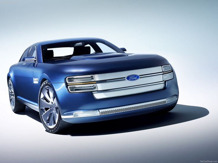 2007 Ford Interceptor Concept