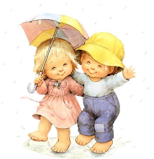 Dancing In The Rain (Ruth Morehead)
