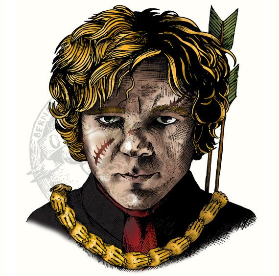Tyrion Lannister, Game of Thrones fanart
