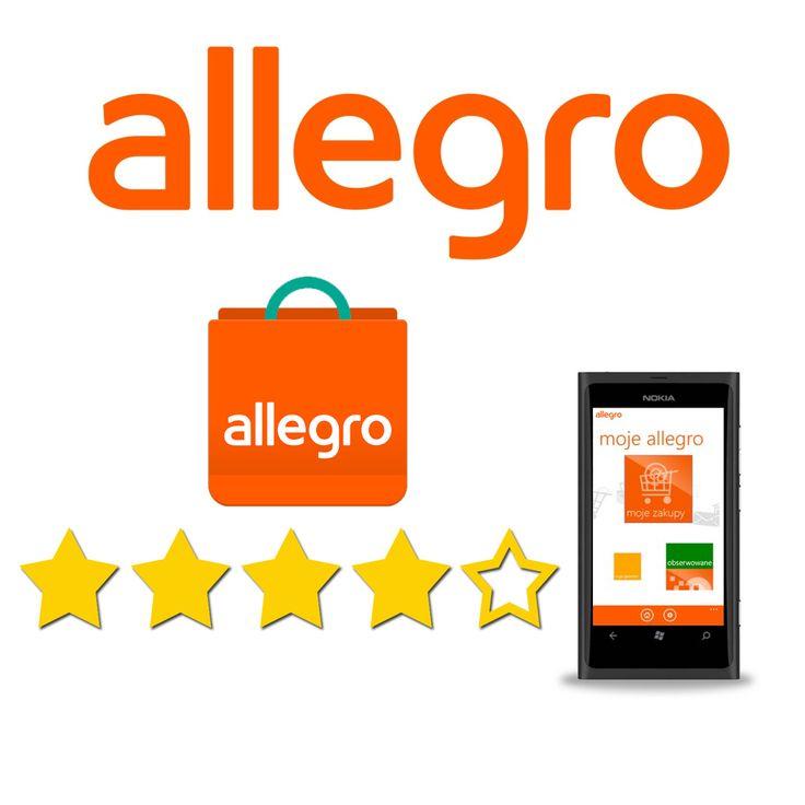 """Allegro wprowadziło kolejne nowości w systemie oceny sprzedaży. Teraz kupujący będą mogli łatwiej wystawić więcej ocen na raz oraz bardziej się ,,rozpisać"""" ponieważ limit znaków w komentarzach został zwiększony do 500. Ponadto usunięto zakładkę ,,Unieważnienie komentarza"""". Teraz sprzedający może jedynie poprosić kupującego o usunięcie oceny """"nie polecam"""". Co sądzicie o tych nowościach?   792 817 241  biuro@e-prom.com.pl http://e-prom.com.pl  #allegro #obsługaallegro #zmianynaallegro #nowości"""