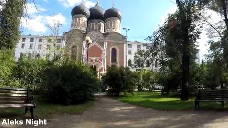 Timelapse Измайловский Кремль и Покровский собор