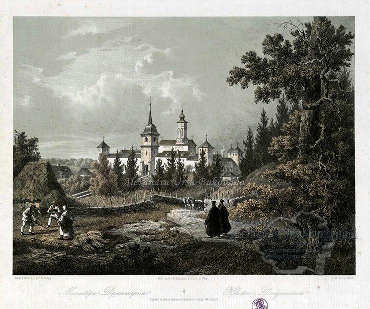Monastire Dragomirna. Kloster Dragomirna.