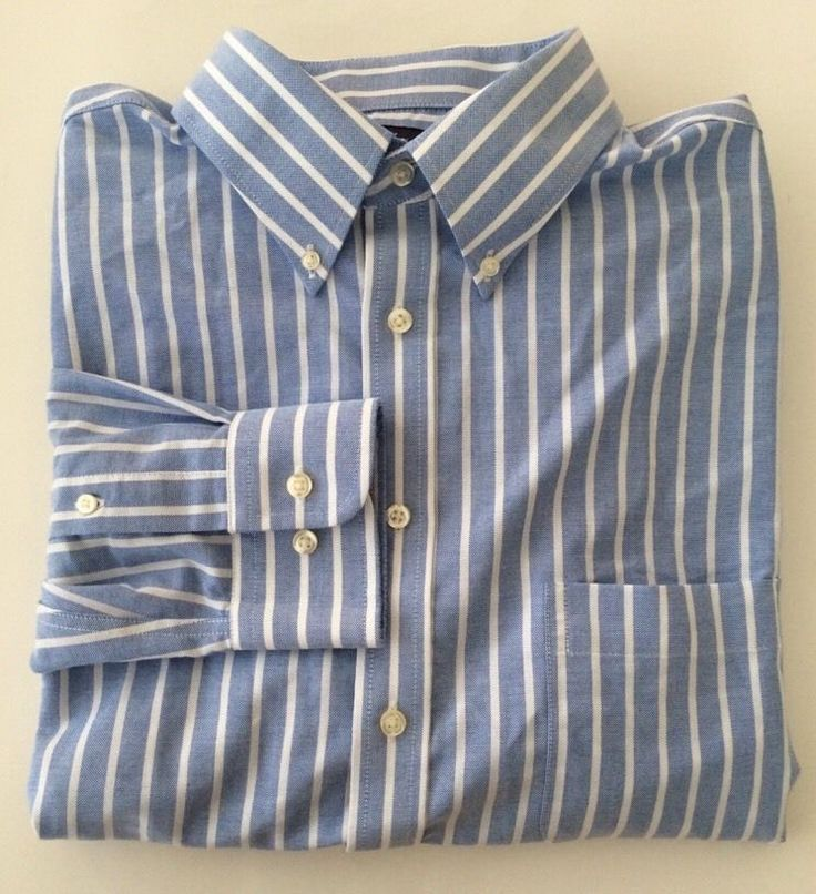 17 best images about men 39 s dress shirts on ebay on for Stafford dress shirts fitted