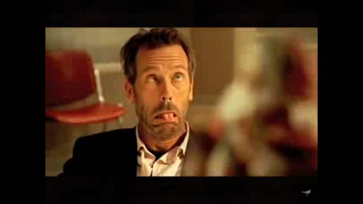 House MD funny moments