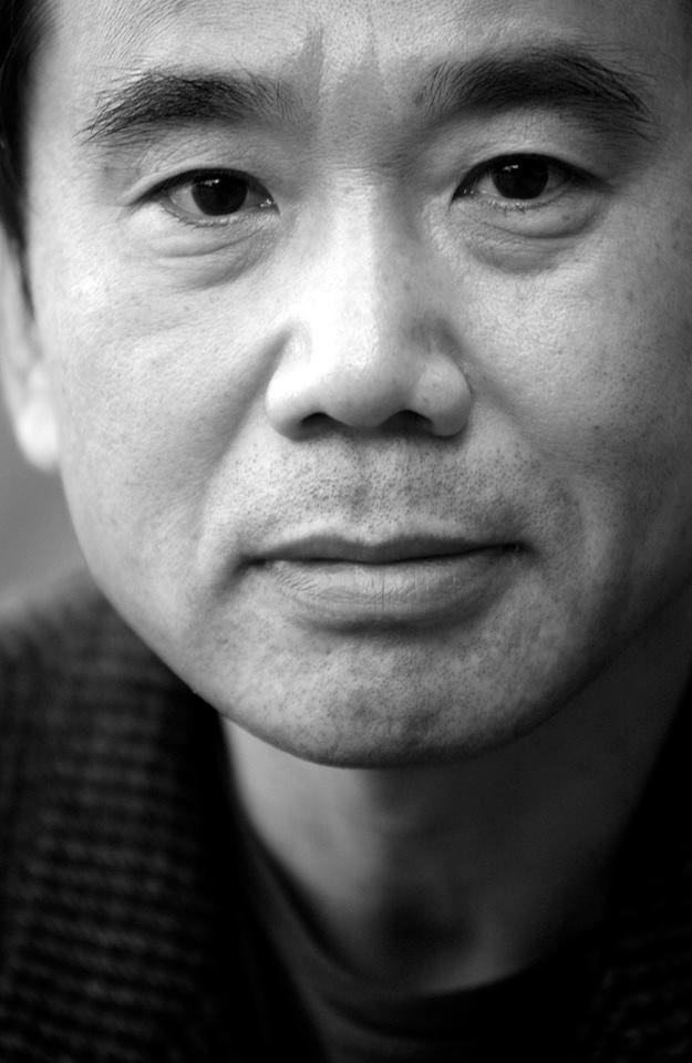 Haruki murakami japanese writer