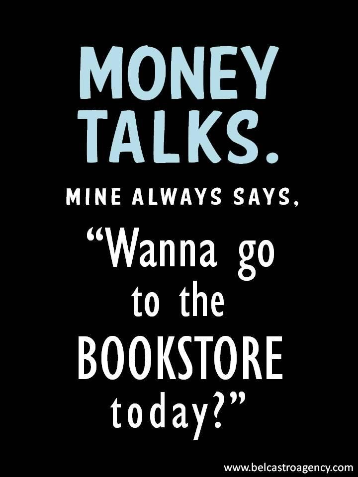 To the bookstore