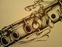Resultado de imagen para flauta tattoo