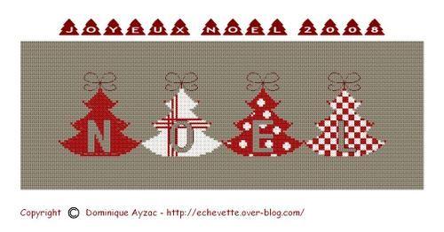 4119 best Point de croix noël images on Pinterest ...