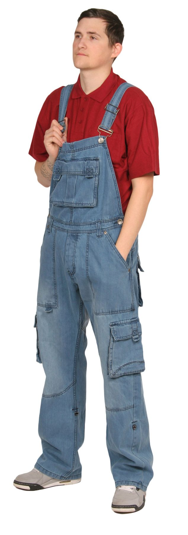 Dickies Kids' Bib Overalls are equipped for outdoor play, a costume party or helping around the house with chores and projects. Our overalls come in a range of sizes - from toddlers to juniors in both denim and duck material.