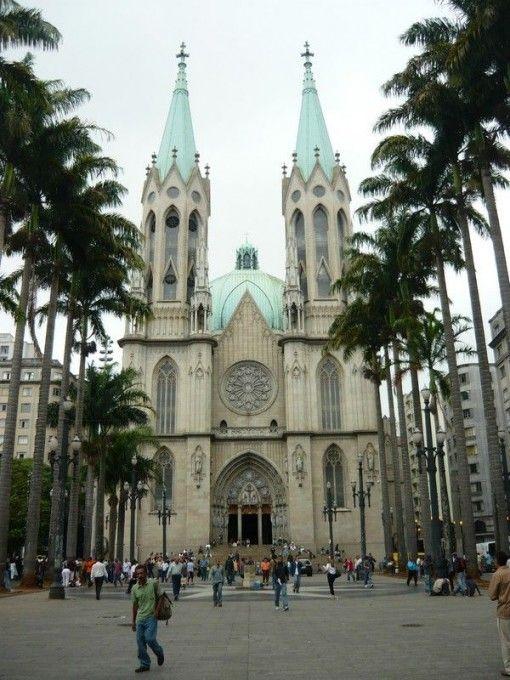 Catedral de Se de Sao Paulo