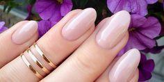 Tolle Hochzeitsnägel in natürlichen Farben! #farbig #hochzeitsnagel #natürlic…