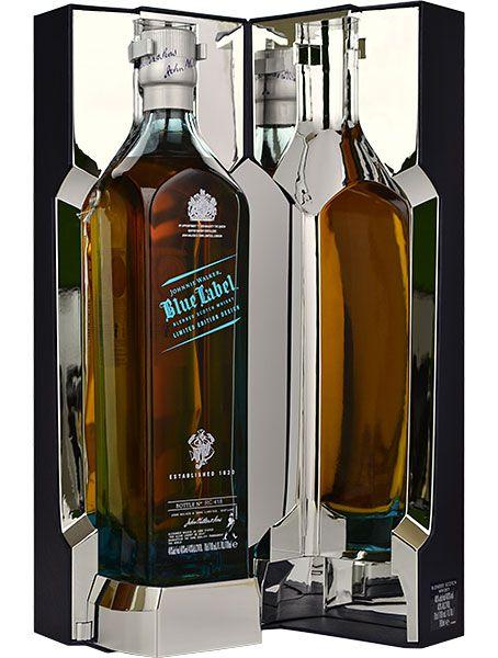 Johnnie Walker Blue Label Limited Edition Design - Buy Online at DrinksDirect.co.uk