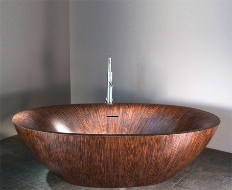 I Am Intrigued By The Concept Of A Wooden Bathtub. How Functional? Does It