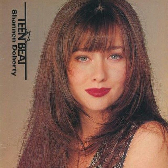 Shannen Doherty ... the It Girl of the 90s ...