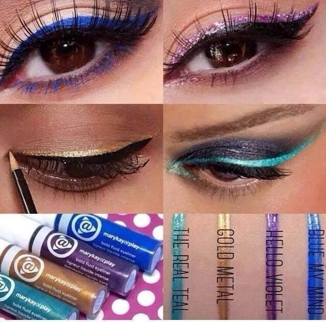 MARY KAY AT PLAY Super fun colors that look great on everyone!