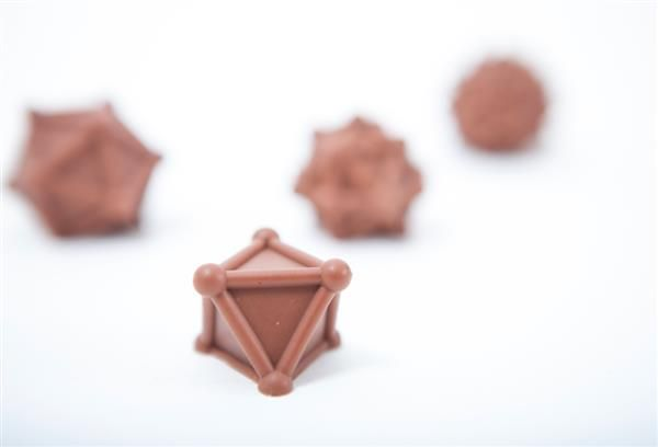 Les 3Dandies makes mouth-watering customized 3D printed chocolates