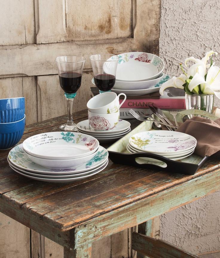 Diseños que cautivan.  #Natura #Easy #Puedo #Decoracion #Hogar #Ceramica