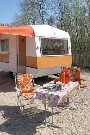 Happy oldtimer-shoot voor het Caravanityboek ‹ Caravanity | happy campers lifestyle