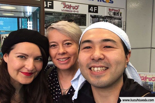 Kazuhisa oda is the oldest #JapanTravelAgency providing all travel related services including group and private tours in Japan.