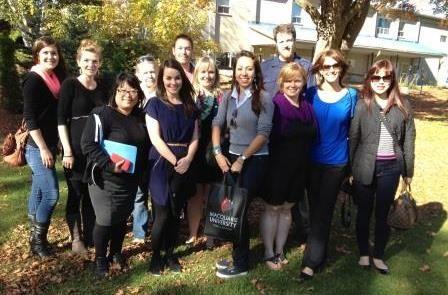 LJT BROKERAGE hosts Australian university representatives (and tries kopi luwak coffee)...