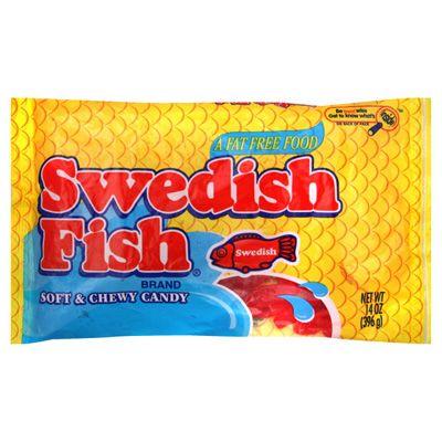 Swedish fish?