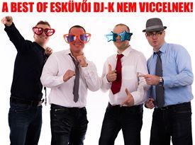 Esküvői DJ szolgáltatás esküvőre, kedvező esküvő DJ árak Budapesten. Zene: retrótól a mai rádiós slágerekig. Hívd a bestofdisco lagzi DJ csapatát a lakodalomba. DJ Soviet, DJ Danny D, DJ Squash, DJ Tony