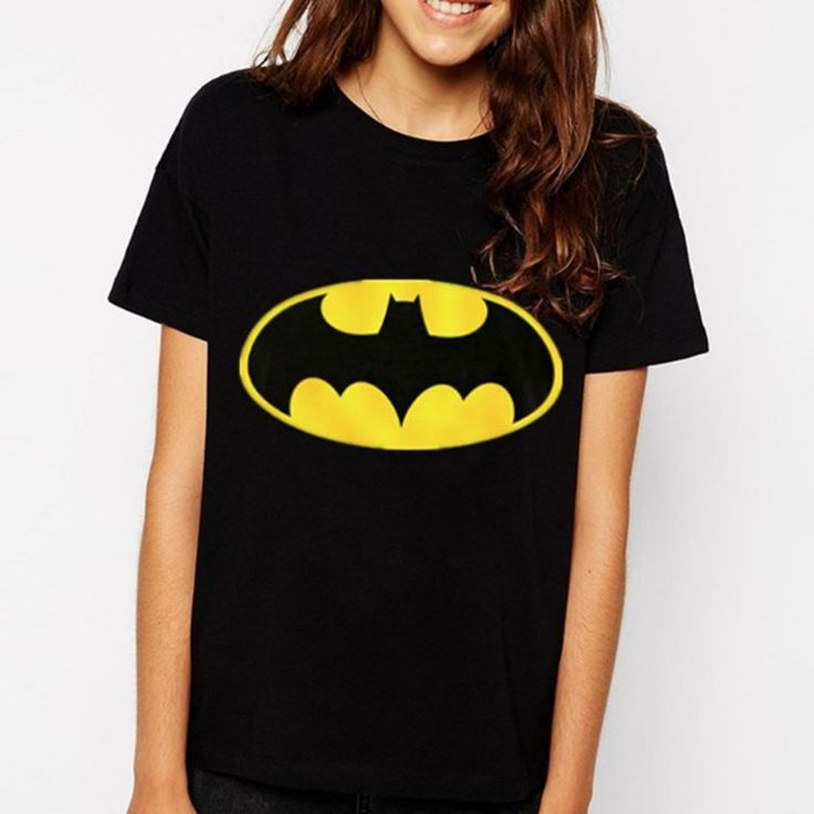 Women T-shirt Batman Print Casual Tops     FREE Shipping Worldwide     Get it here ---> https://www.1topick.com/new-women-t-shirt-batman-print-casual-tops-basic-bottoming-short-sleeve-loose-shirt-for-lady-tops-tees/    Click the link on my profile for more items!    #Superhero #Marvel #Avengers #Superherostuff #Batman #CaptainAmerica #MarvelAvengers #DC